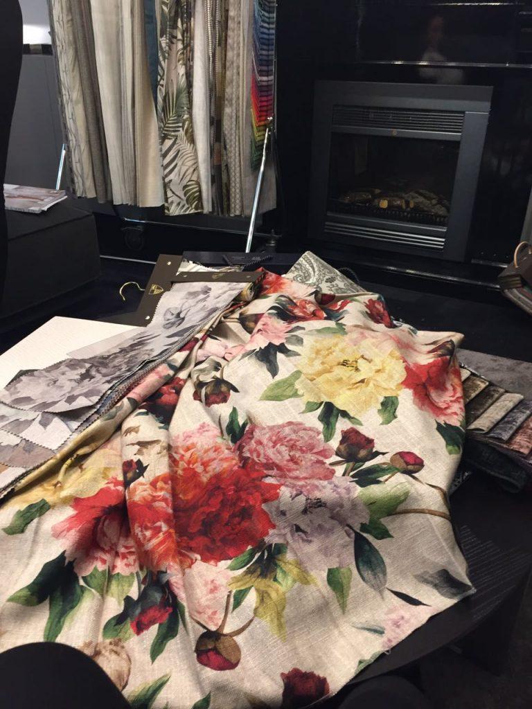Выбираем ткань для штор в Алматы